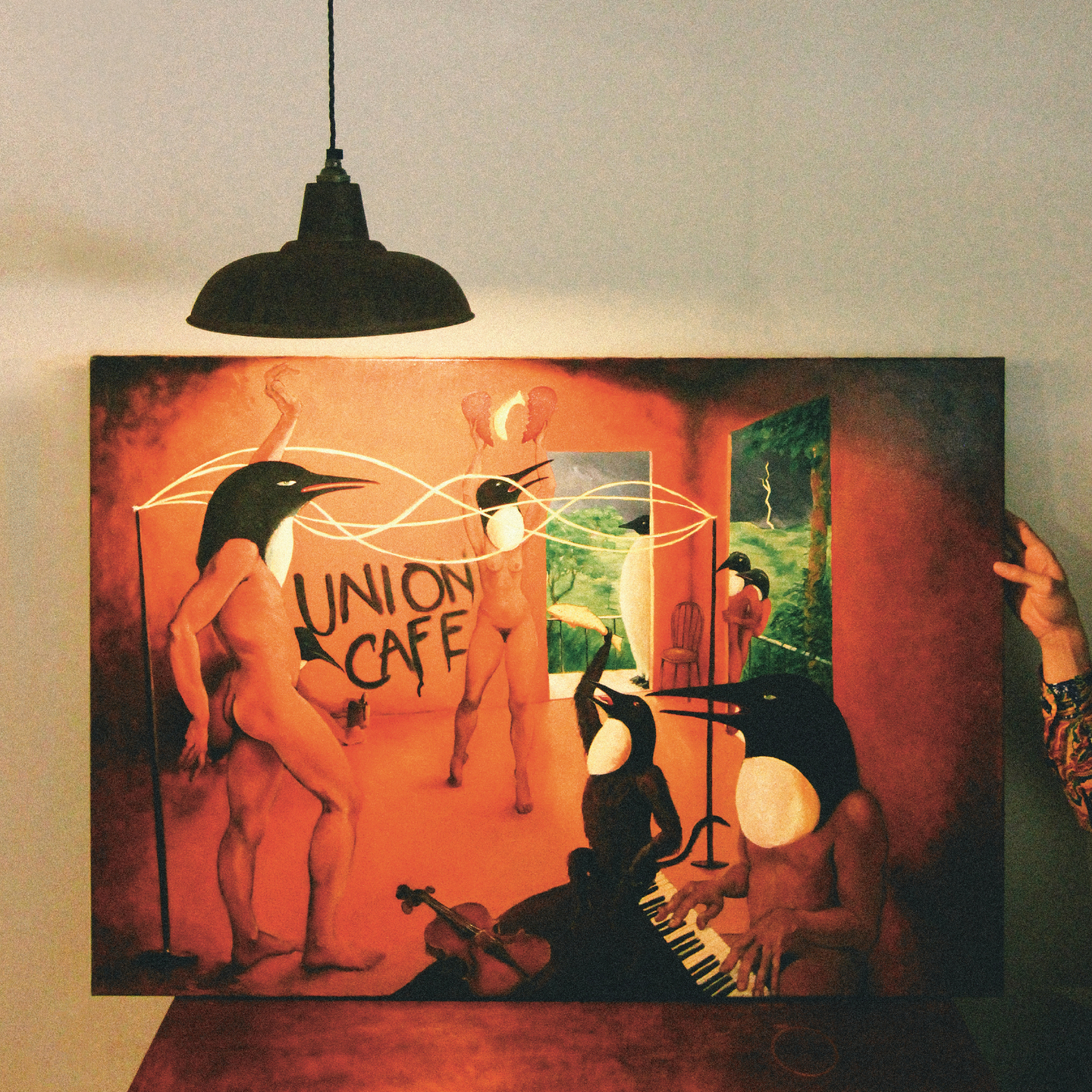 Union Cafe by Penguin Cafe Orchestra - Releases - Erased Tapes