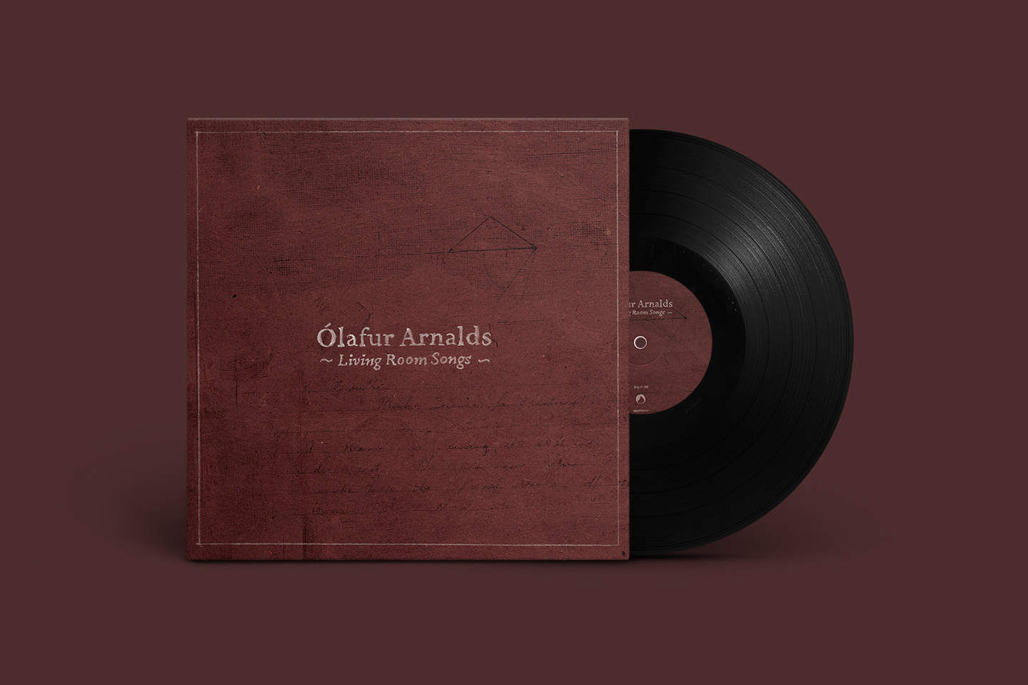 Living room songs by lafur arnalds releases erased tapes for Olafur arnalds living room songs vinyl