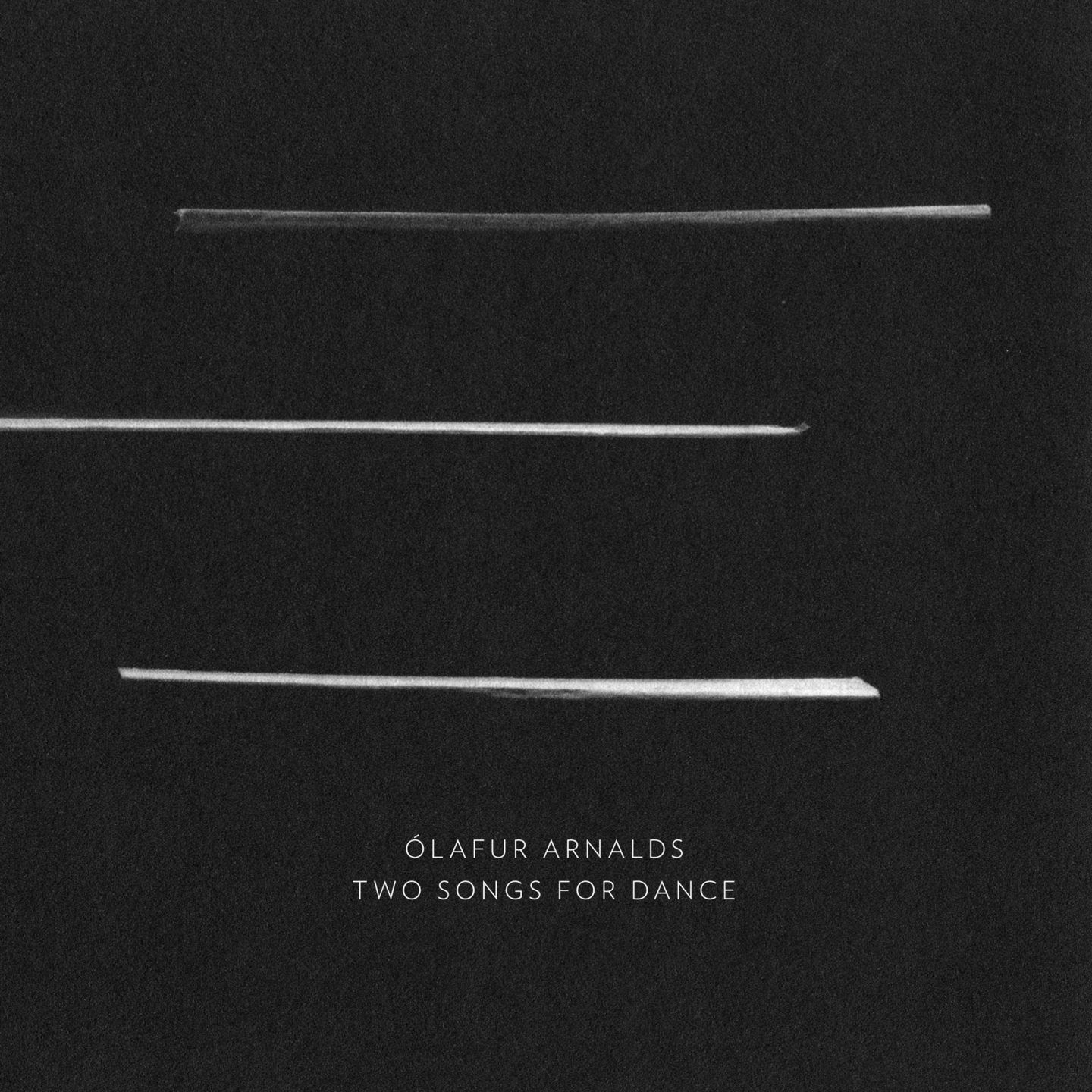 two songs for dance by Ólafur arnalds releases erased tapes